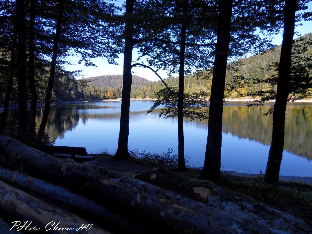 Automne au lac des Corbeaux