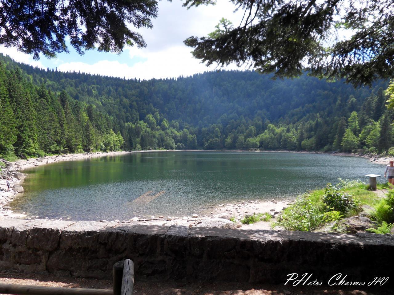 Le lac des Corbeaux