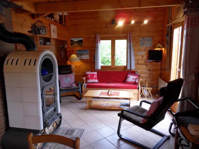 Chalet d'Aimée (Au week end : 2 nuits - Ménage fin de séjour inclus)