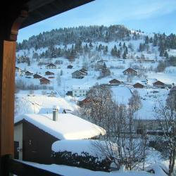 Maison Chajoux hiver